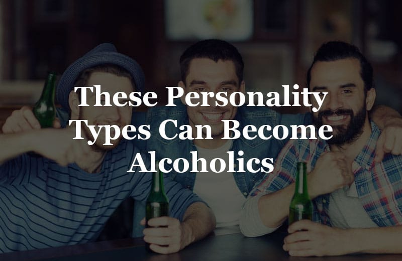 people most likely to suffer from alcoholism