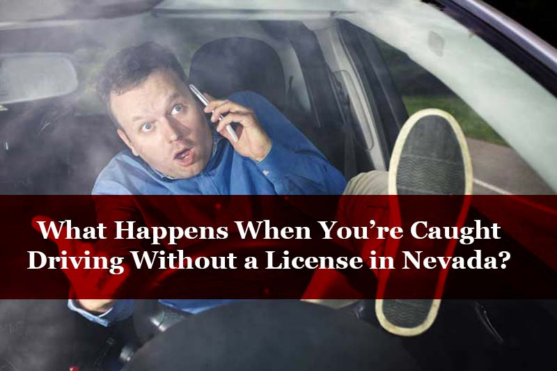 driving without license nevada