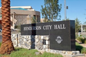City Hall of Henderson, NV